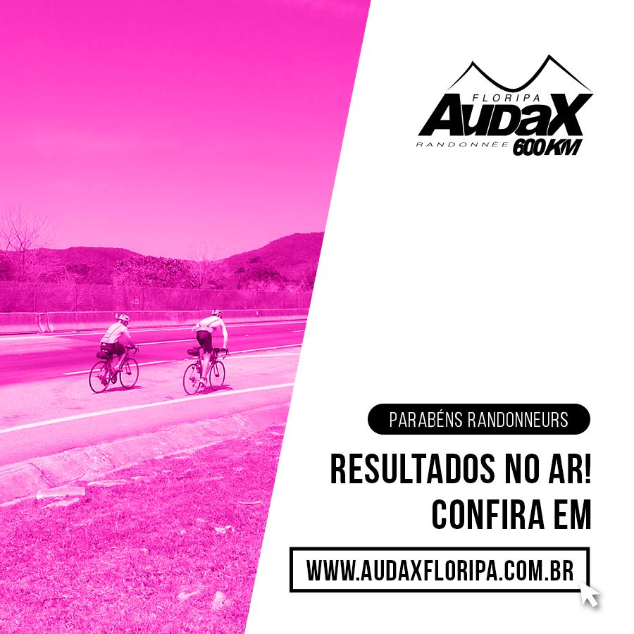 Audax 600 Km
